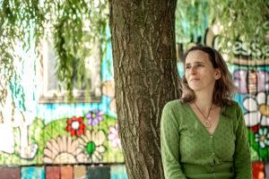 Pottleben - Karina auf dem Hof Wessels