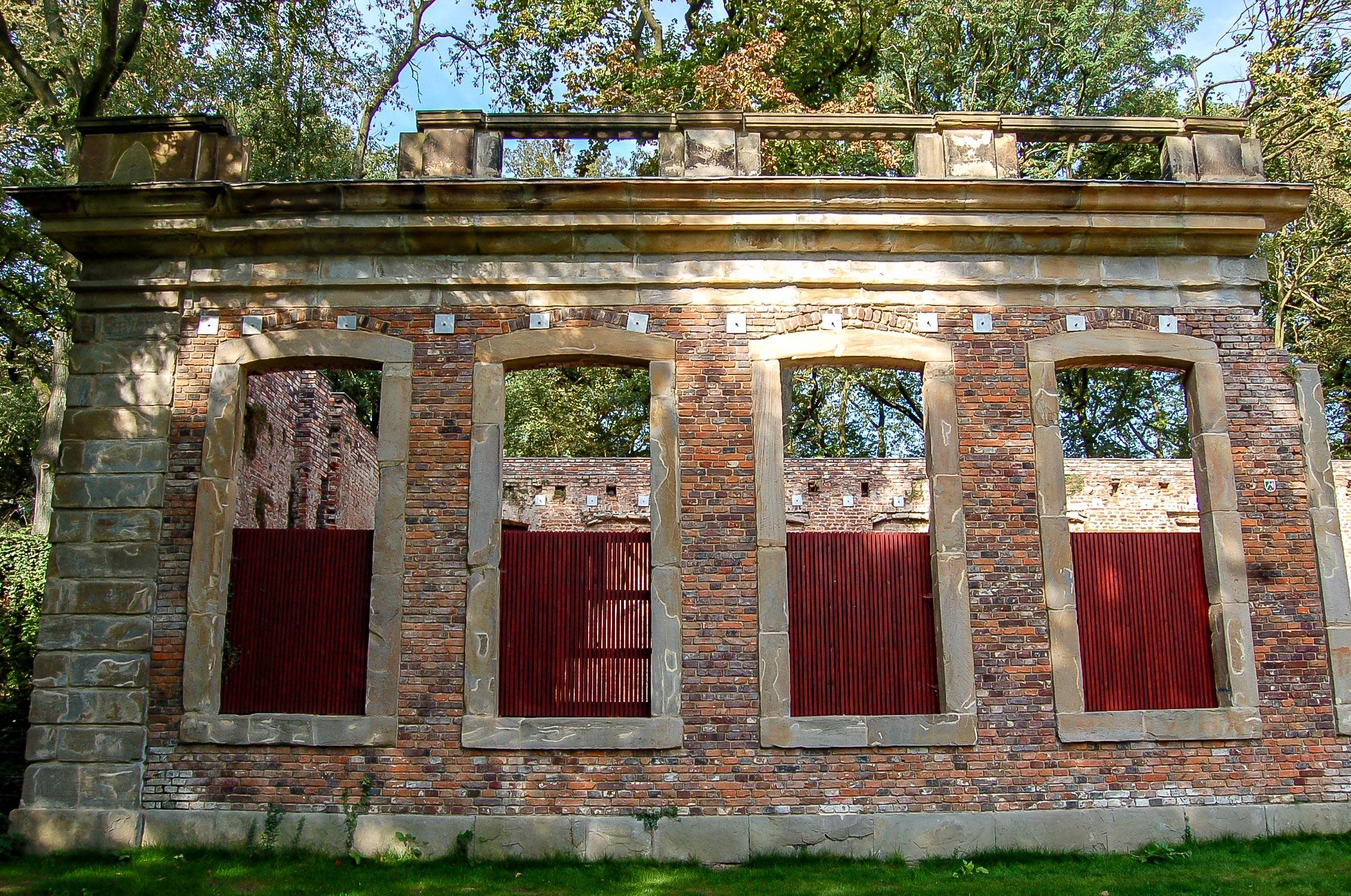 Pottleben - Orangerie im Schlosspark Herten