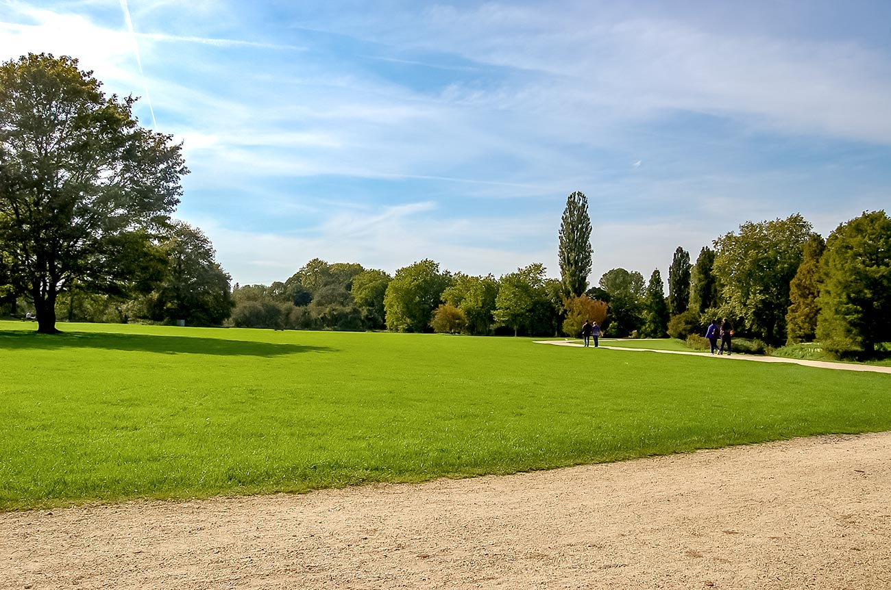 Pottleben - Schlosspark Herten