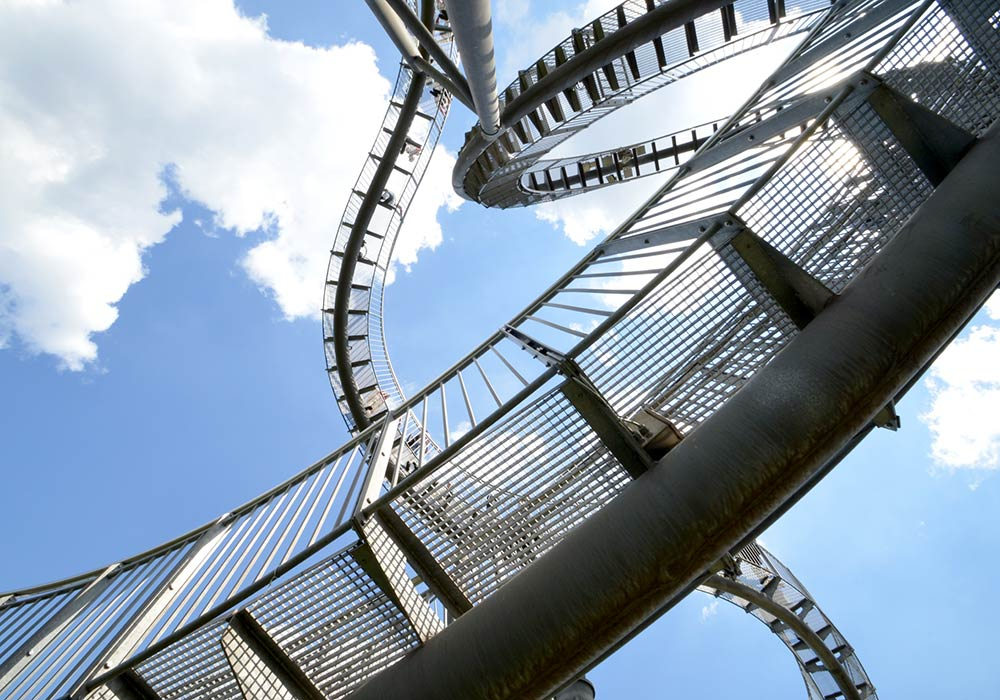 Tiger & Turtle in Duisburg
