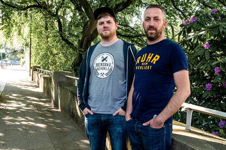 """Ruhrverliebt"": Streetwear made in Essen"