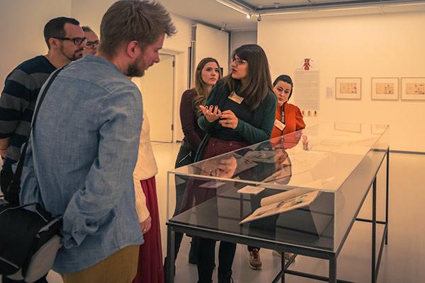 "Bloggertag zur ""Struwwelpeter""-Ausstellung in der Ludwiggalerie Schloss Oberhausen."